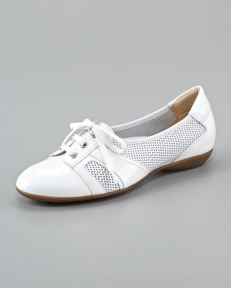 Perforated Sneaker