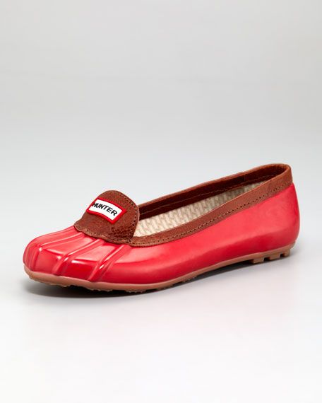 Jena Welly Ballerina Flat