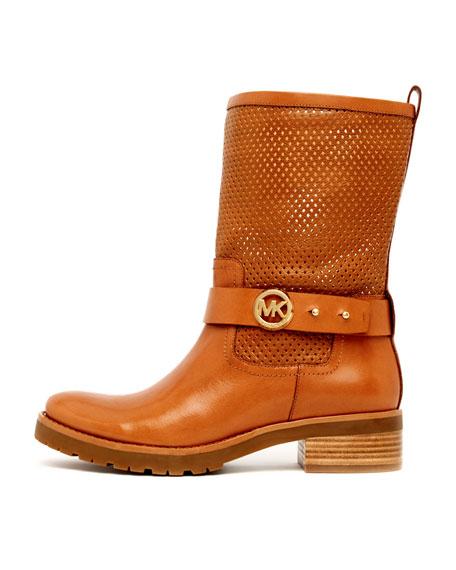Daria Perforated Boot