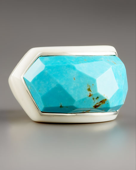 Turquoise Ring, Medium