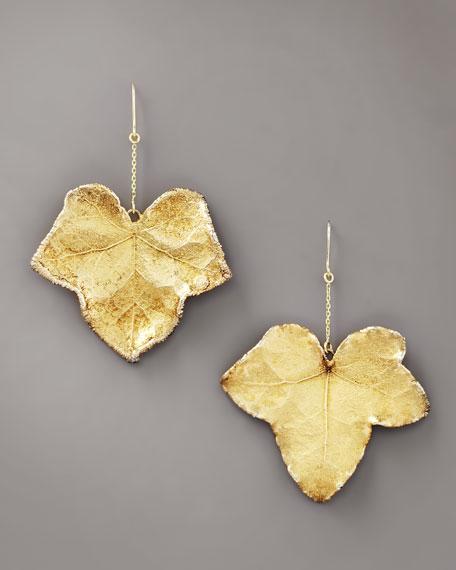 Ivy Leaf Earrings