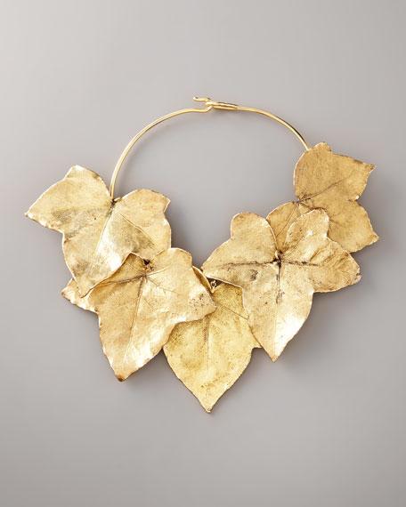 Ivy Leaf Necklace