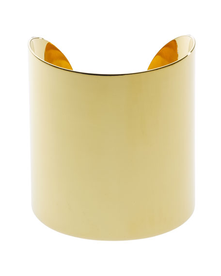 Wide Cuff, Golden