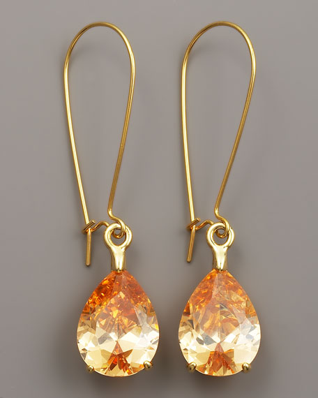 Pear-Drop Earrings