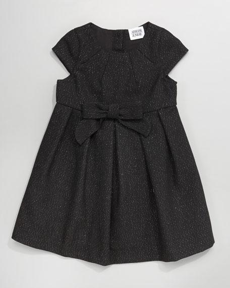 Bow-Waist Shift Dress