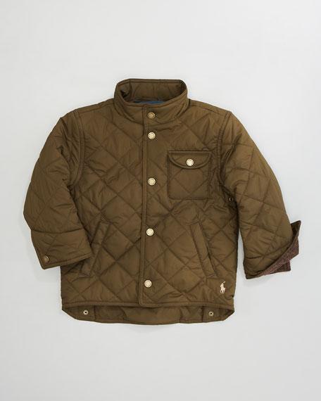 Richmond Bomber Jacket, Sizes 2-7