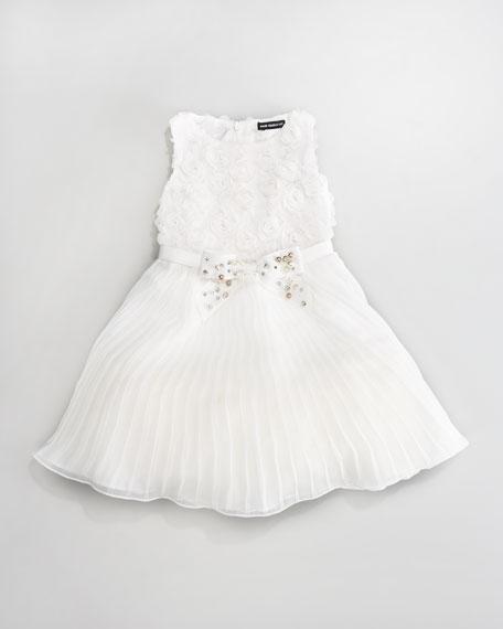 Petal Chiffon Dress