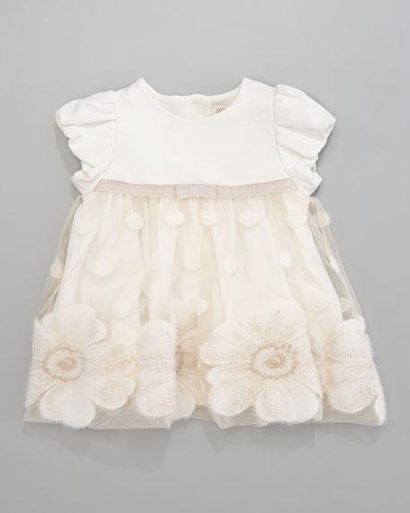 Cutout Dress, 12-24 Months