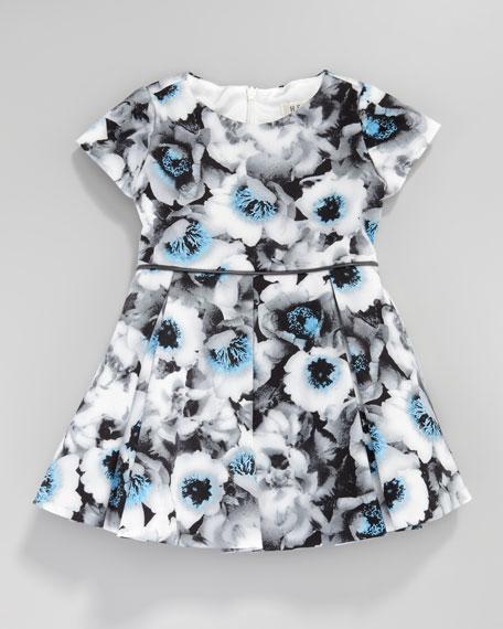 Floral-Print Dress, 12-24 Months