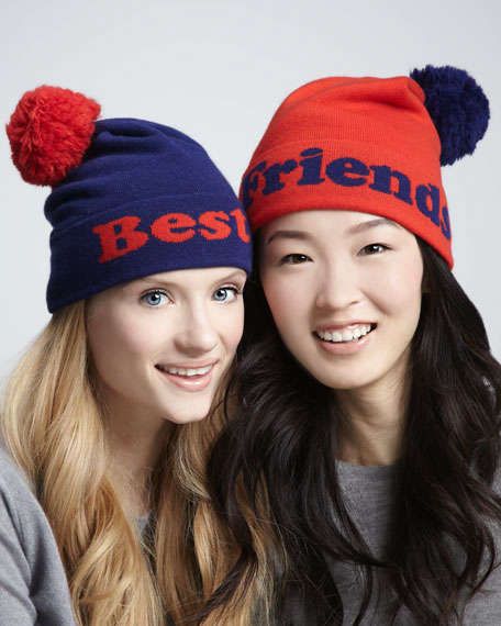 NM + Target Best Friends Hat Set
