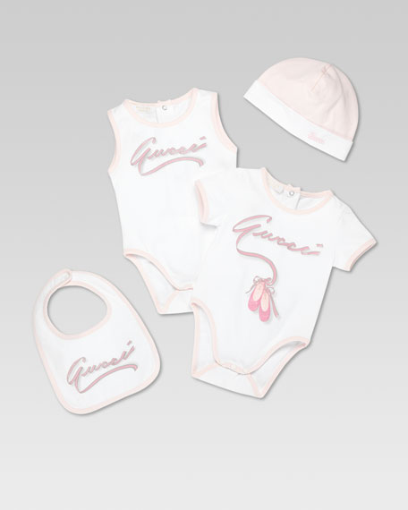 Ballet Four-Piece Gift Set