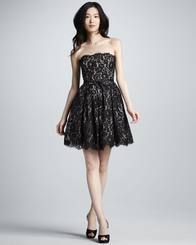 Black dress neiman marcus - Black