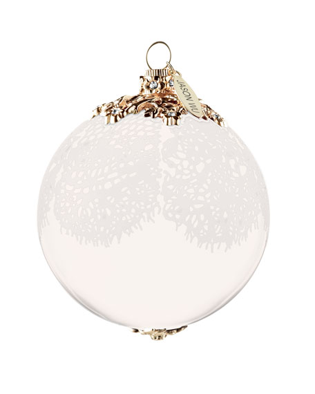 NM + Target Set of Three Christmas Ornaments