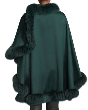578e238db Women's Capes and Ponchos at Neiman Marcus