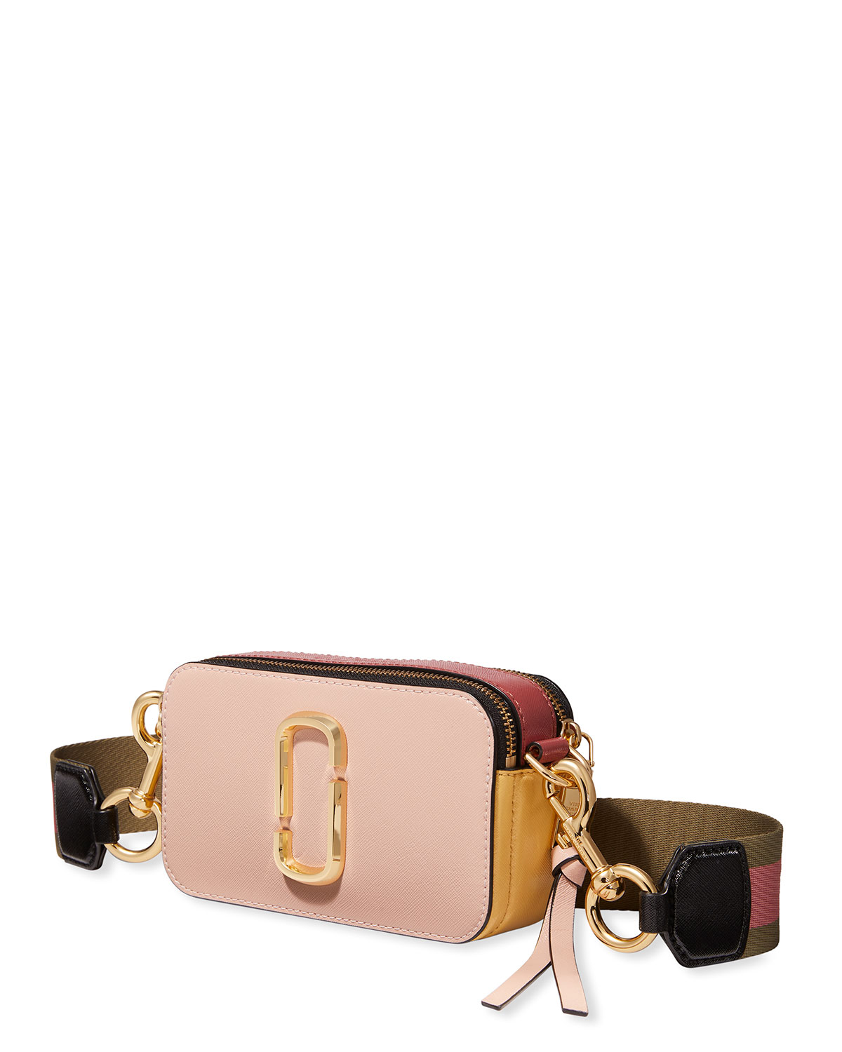 6b3e87854 Marc Jacobs Snapshot Colorblock Camera Bag | Neiman Marcus