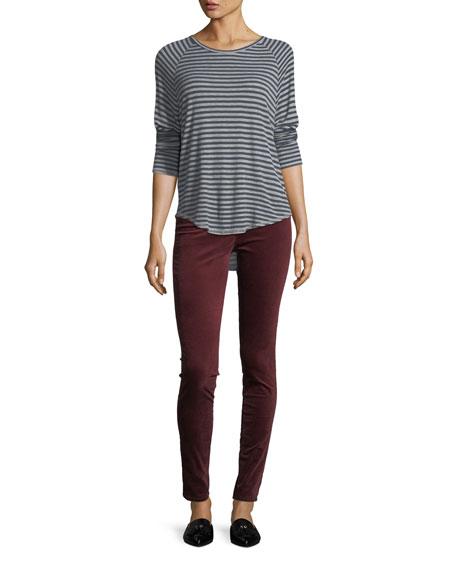 Velvet Farrah High Rise Skinny Pants