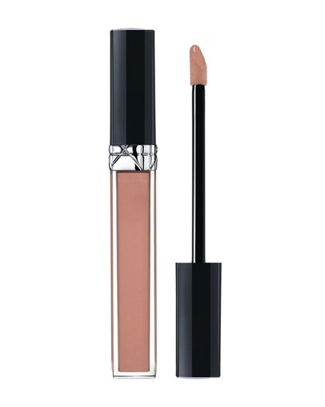 Image 1 of 3: Rouge Dior Brilliant Lipshine & Care Couture Colour