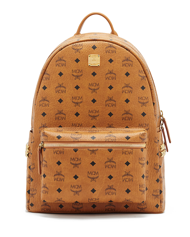 5d1cdfa4d14 MCM Stark Side Stud Medium Backpack