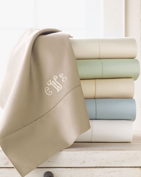 Two Avery King 600TC Pillowcases