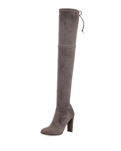 Build Your Own Over-the-Knee Boot