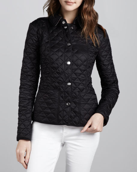 Kencott Heritage Quilted Jacket