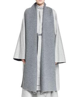 Arnet Melange Cutaway Coat