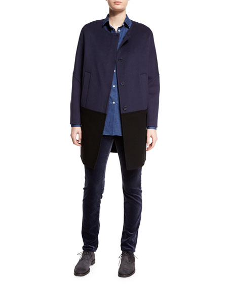 Mathias Velveteen Skinny Jeans