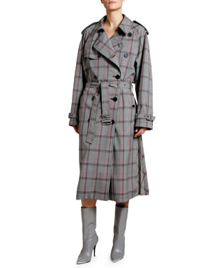 f220e19f175 Raincoats & Trench Coats for Women at Neiman Marcus