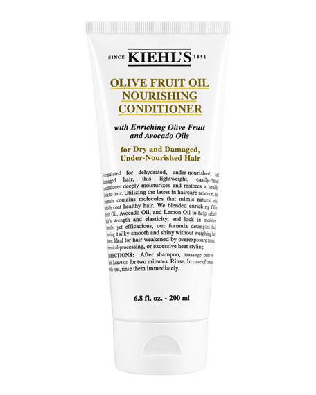 Kiehl's Since 1851 Olive Fruit Oil Nourishing Conditioner, 6.8 oz.
