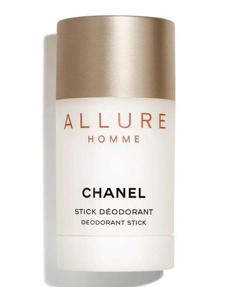 CHANEL <b>ALLURE HOMME</b><br>Deodorant Stick, 2.0 oz.
