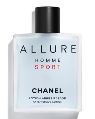 817a6f9f622a CHANEL ALLURE HOMME SPORTAfter Shave Lotion, 3.4 oz.