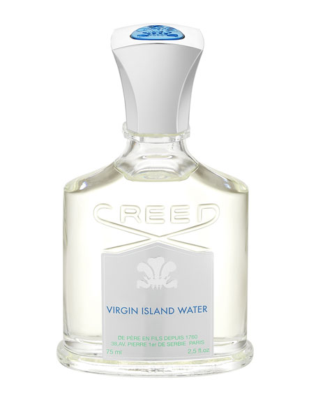 Virgin Island Water, 2.5 oz./ 75 mL