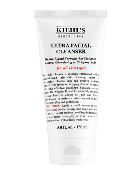 Ultra Facial Cleanser, 5.0 oz.