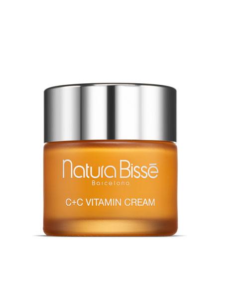 Natura Bisse C+C Vitamin Cream, 2.5 oz.