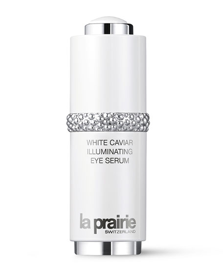 La Prairie White Caviar Illuminating Eye Serum, 0.5