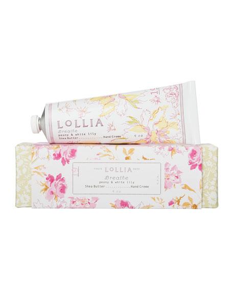 Lollia Breathe Shea Butter Handcreme