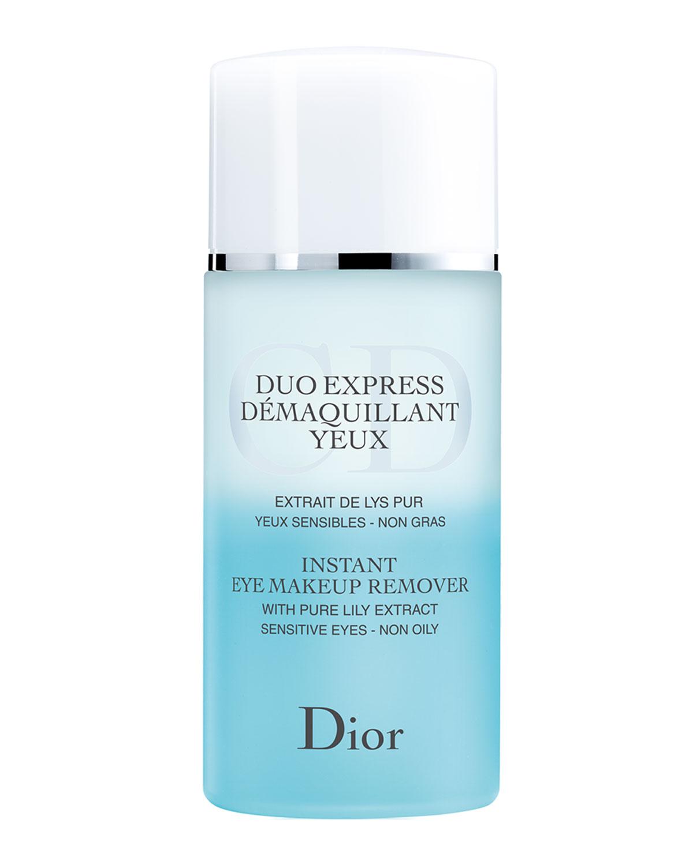 Dior Instant Eye Makeup Remover 125 Ml Neiman Marcus