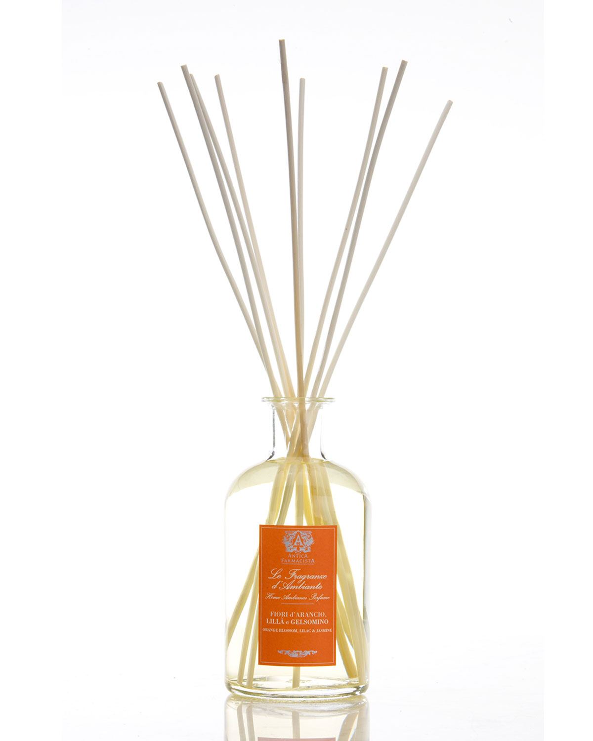Orange Blossom, Lilac & Jasmine Home Ambiance Fragrance, 17.0 Oz./ 500 M L by Antica Farmacista