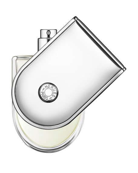 Voyage d'Hermès Eau de Toilette Refillable Natural Spray, 1.2 oz.