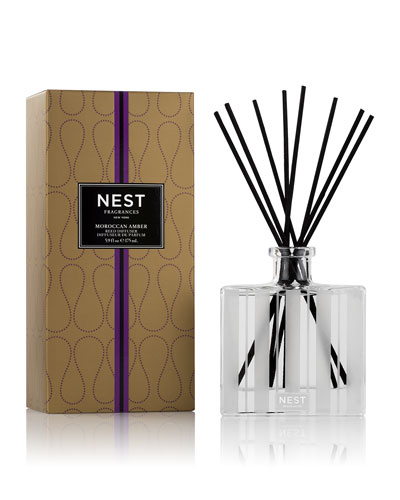 Moroccan Amber Reed Diffuser  5.9 oz./ 175 mL
