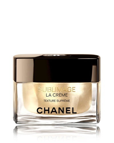 CHANEL <b>SUBLIMAGE  LA CRÉME</b><br>Ultimate Skin Regeneration Texture Supréme 1.7 oz.