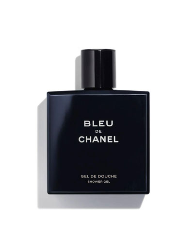 <b>BLEU DE CHANEL</b> <br>Shower Gel 6.8 oz.