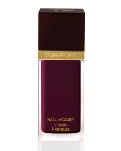 Tom Ford Beauty Nail Lacquer, Plum Noir