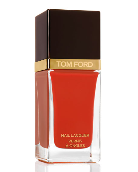 Nail Lacquer, Ginger Fire