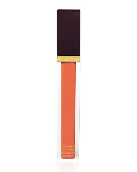 Ultra Shine Lip Gloss, Peach Absolute