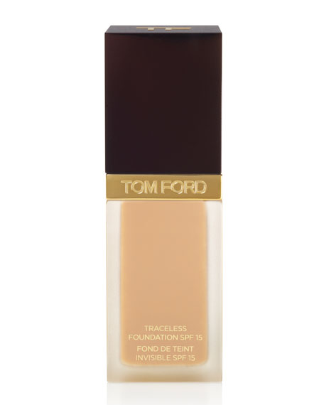 Traceless Foundation SPF15, Pale Dune