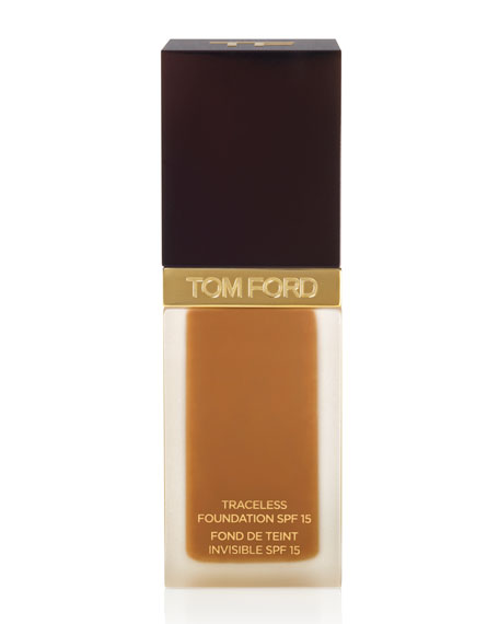 Traceless Foundation SPF15, Toffee