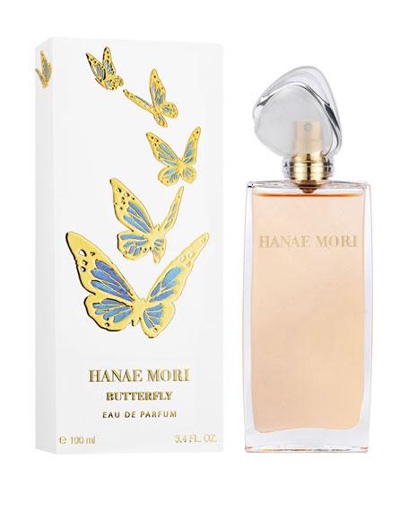 Hanae Mori Eau de Parfum,  3.4 oz./ 100 mL