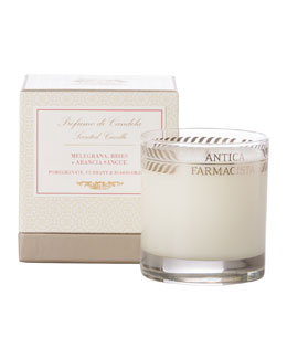 Antica Farmacista Pomegranate, Currant & Blood Orange Candle