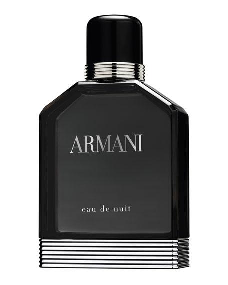 Giorgio Armani Eau de Nuit, 3.4 oz./ 100 mL